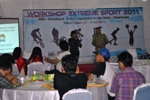 Workshop Extreme Sport 2011